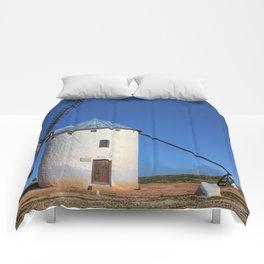 Spanish Windmill Comforters