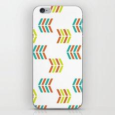 ArrowStrips iPhone & iPod Skin