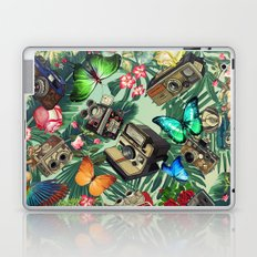 tropical vintage Laptop & iPad Skin
