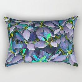 Lovely Leaves Rectangular Pillow