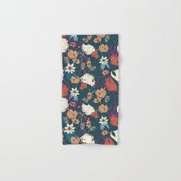 Botanical pattern 008 Hand & Bath Towel