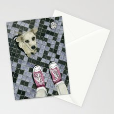 Let's play: Dog Stationery Cards
