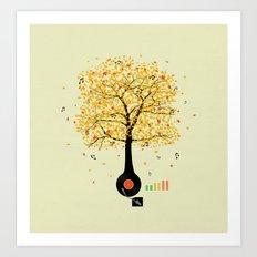 Sounds of Nature Art Print