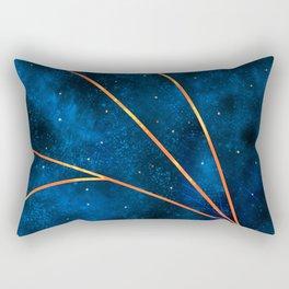 Divide the Sky Rectangular Pillow