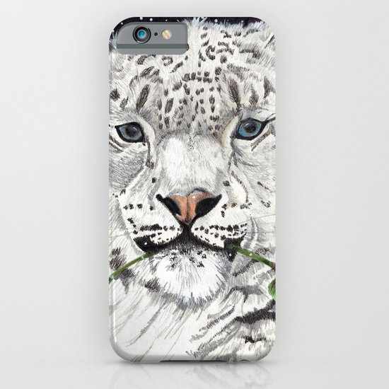 Snow Leopard iPhone & iPod Case