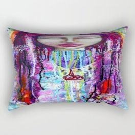 Earth Spirit Rectangular Pillow