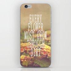 Every Flower iPhone & iPod Skin