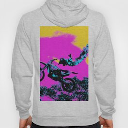 Letting Go - Freestyle Motocross Stunt Hoody