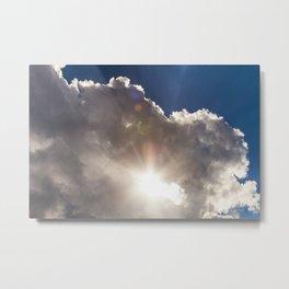 Cumulonimbus Clouds 13 Metal Print