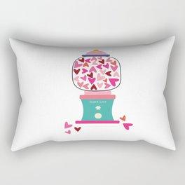 Gummy Jar Rectangular Pillow