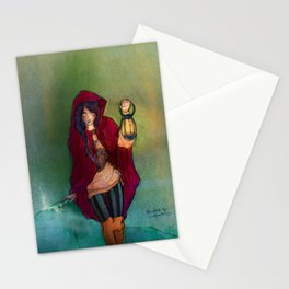 The Lantern Bearer Stationery Cards