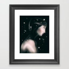 Shining Stars Framed Art Print