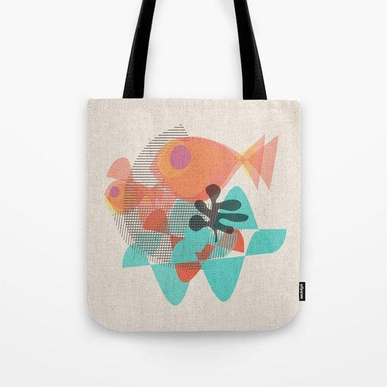 Piranas Tote Bag