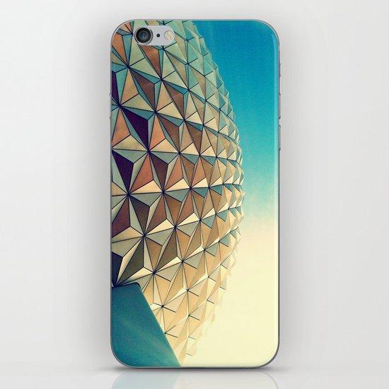 Epcot iPhone & iPod Skin