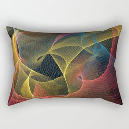 Martian Law Rectangular Pillow