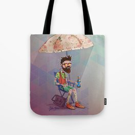 It's too hot to be cool Tote Bag