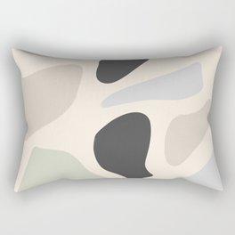 au naturel 3 Rectangular Pillow