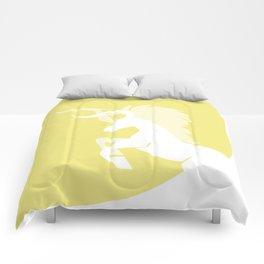 The White Unicorn Comforters