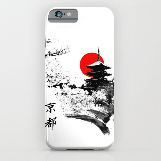 Kyoto - Japan iPhone & iPod Case