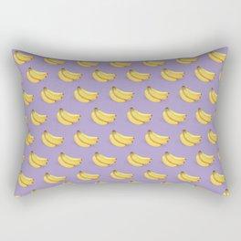 Brazil fruits, bananas! Rectangular Pillow