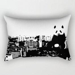 Giant Panda Invades Toa Payoh. Rectangular Pillow