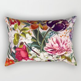 Exotic Garden - Summer Rectangular Pillow