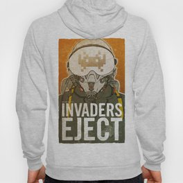 Invaders Eject Hoody