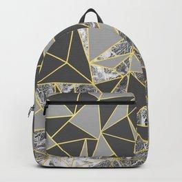 Ab Marb Grey Returned Backpack