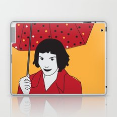 Le Fabuleux Destin Laptop & iPad Skin