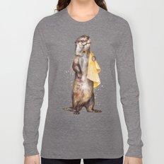 otter Long Sleeve T-shirt
