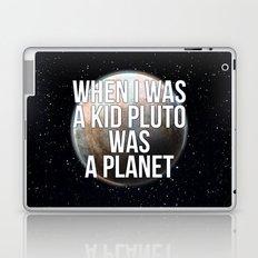 When I was a kid... Laptop & iPad Skin