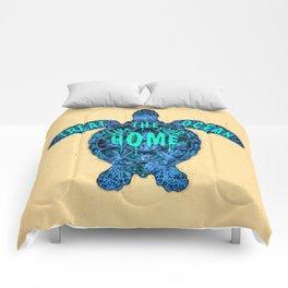 ocean omega Comforters