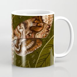 Deaths-Head Moth Coffee Mug