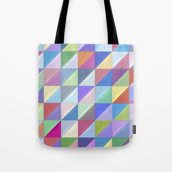 Geometric Shapes I Tote Bag