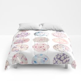 Microbe Collection Comforters