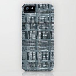 Sonia in slate gray iPhone Case