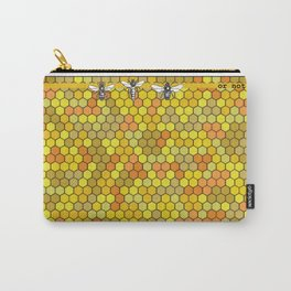 TO BEE OR NOT TO BEE Carry-All Pouch