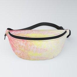 Pink & Yellow Cedar Fanny Pack