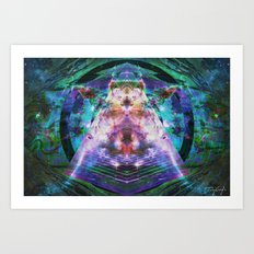 Hydrolosis Art Print