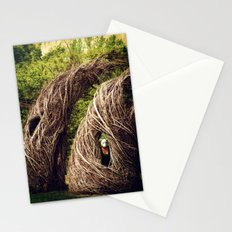 Among the Hidden Stationery Cards