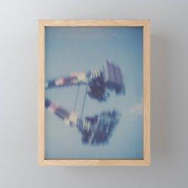 Freak Out Framed Mini Art Print