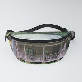 Rustic Cabin Fanny Pack