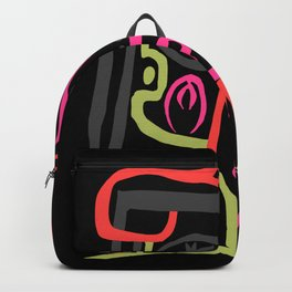 Picasso - Neon Colors Backpack
