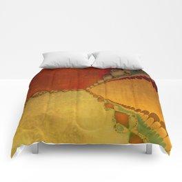 Southwestern Sunset 1 Comforters