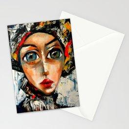 bocados de realidad Stationery Cards