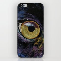 Panther Eye iPhone & iPod Skin