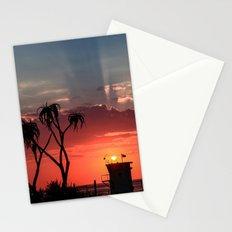 Laguna Sunset Stationery Cards