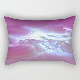 Fractal Testing Rectangular Pillow