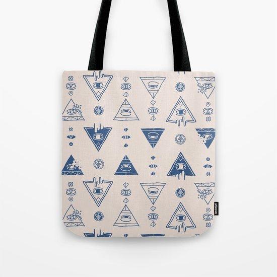 Seeing (Light) Tote Bag
