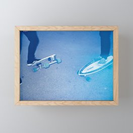 Carvers Framed Mini Art Print